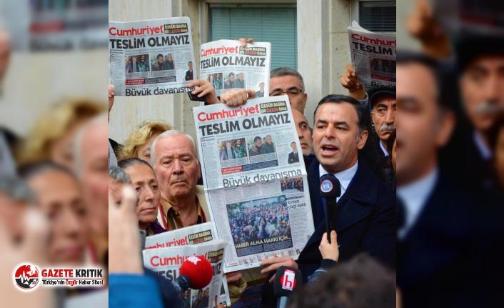 """Barış Yarkadaş: """"4 gazeteci saldırıya uğradı, 1 gazeteci tutuklandı"""""""
