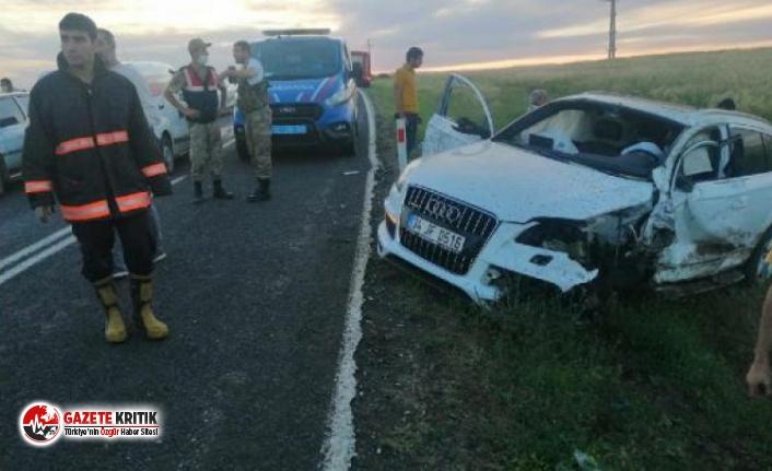 Baro temsilcisi avukat kazada hayatını kaybetti