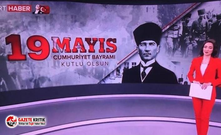 'Bayramları karıştıran' TRT'de...