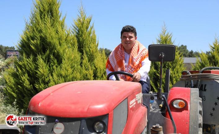 Belediyenin tüm arazileri tarımsal üretime açılıyor