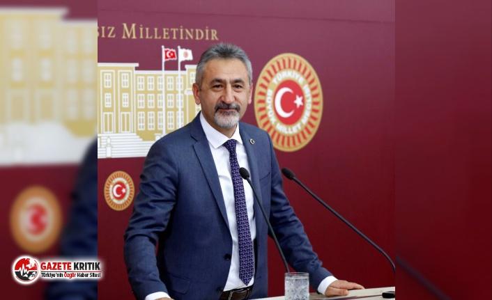 CHP'li Adıgüzel: Bu ülkeyi betonseverlerden vatanseverler kurtaracak
