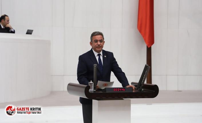 CHP'li Budak: Başkanlık sisteminde işsizlik...
