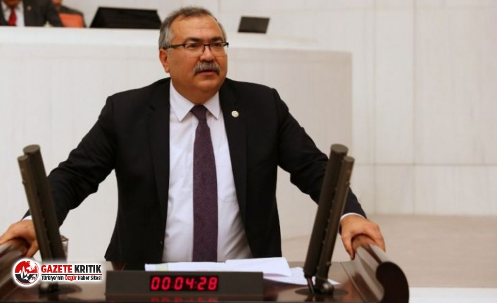 CHP'li Bülbül: ''Vali yardımcısı...