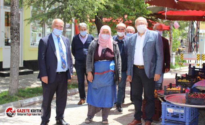 """CHP'li Çakırözer: """"Afet bölgesi ilan edilsin, don ve kırağı TARSİM kapsamına alınsın"""""""
