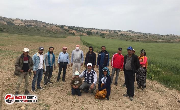 """CHP'li Çakırözer: """"Mevsimlik tarım işçileri sayesinde tarlalar bereket kazanıyor"""""""