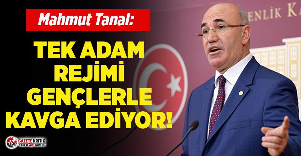 CHP'li Tanal: Atatürk Gençleri Okula Gönderdi,...