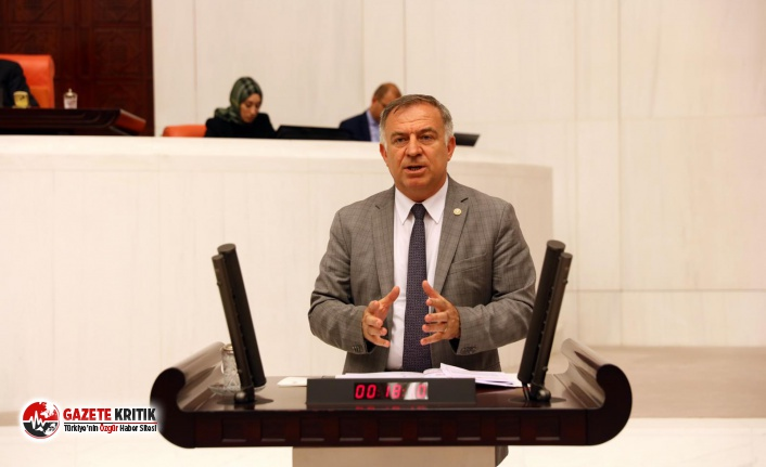 CHP'li Zeybek: Kilyos'taki plan değişikliği Halk Bankası'nın batık kredisini kurtarma girişimidir!
