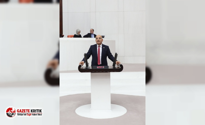CHP'li Polat: 19 Mayıs Atatürk'ü Anma, Gençlik...
