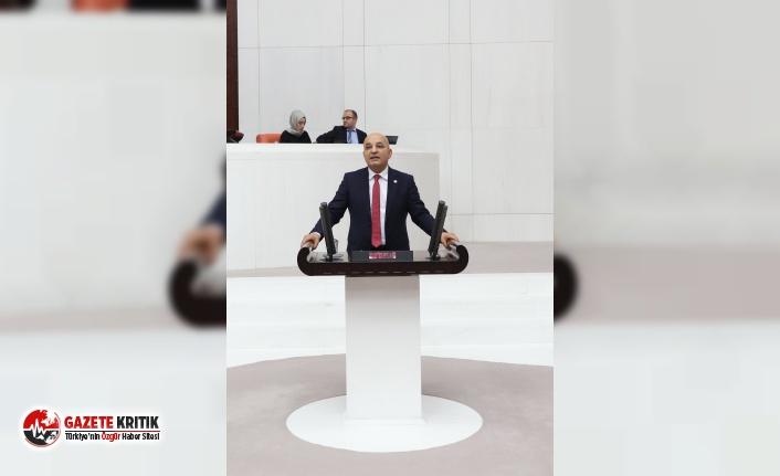 CHP'li Polat: Devletin kurumlarında güç gösterisi...