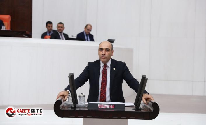 CHP'li Şahin: '' Gezi Onurumuzdur!''