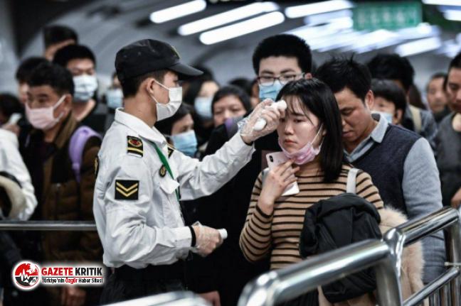 Çin'de yeniden koronavirüs tedirginliği: Wuhan'da...