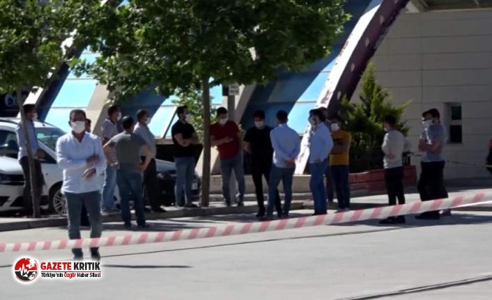 Covid -19 nedeniyle hayatını kaybetti: Çalıştığı market karantinaya alındı