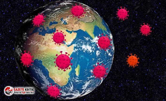 Dünya üzerinde 5 milyondan fazla kişide koronavirüs tespit edildi