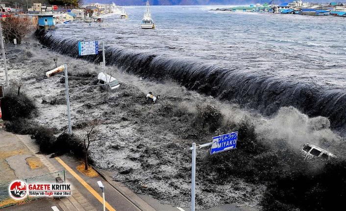 Ege ve Akdeniz için 'tsunami' uyarısı