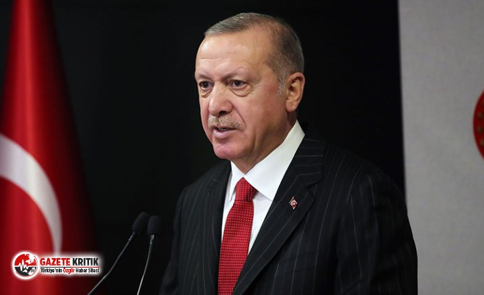 Erdoğan'dan abes kıyas: PKK'nın silahla...