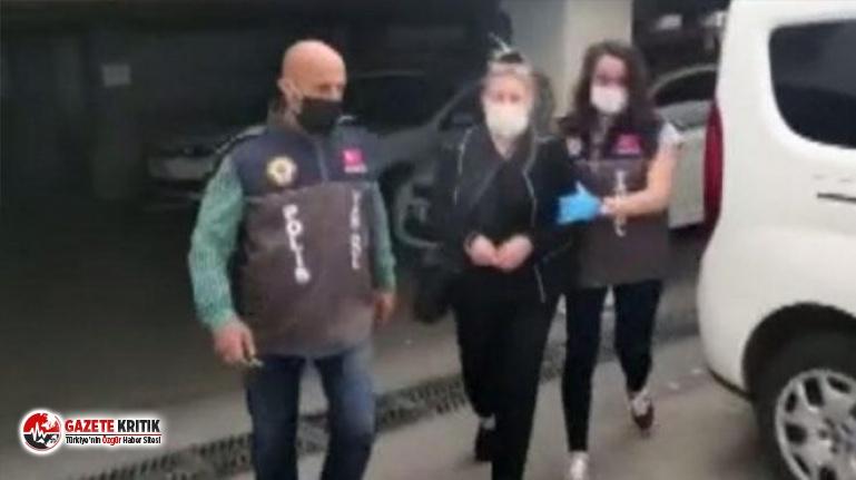 Eski milletvekilin kızı Ankara'da yakalandı! Ceviz ve evlilik vaadiyle dolandırdı