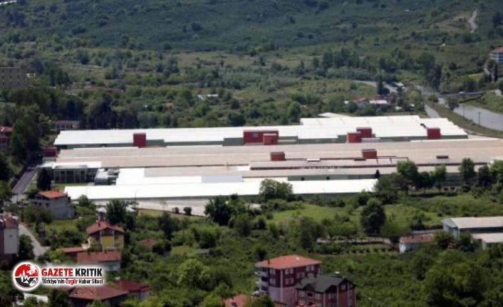 Fabrikada koronavirüs testi pozitif çıkan işçi sayısı 13'e yükseldi
