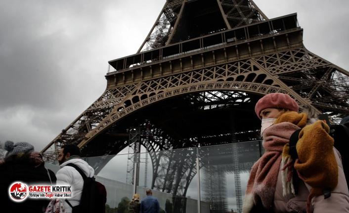 Fransa'da Avrupa içerisinde ve dışındaki...