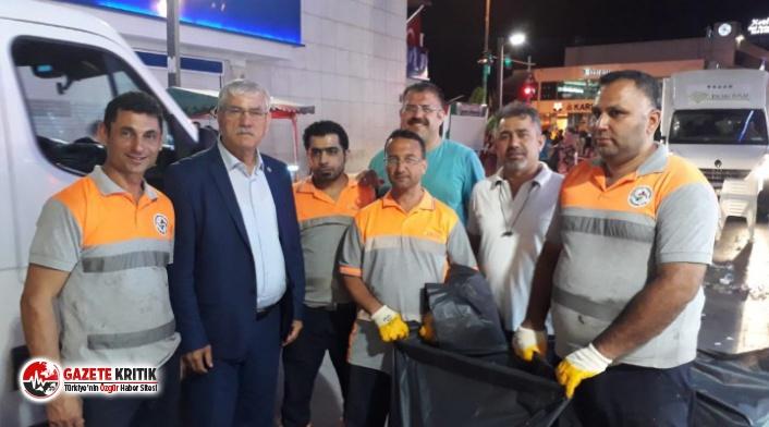 Gaziemir'deki temizlik işçilerine 'ceza' Meclis...