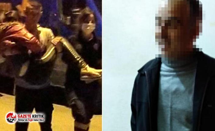 Hamile kadını teklemeyip, polise saldıran muhtar serbest bırakıldı!