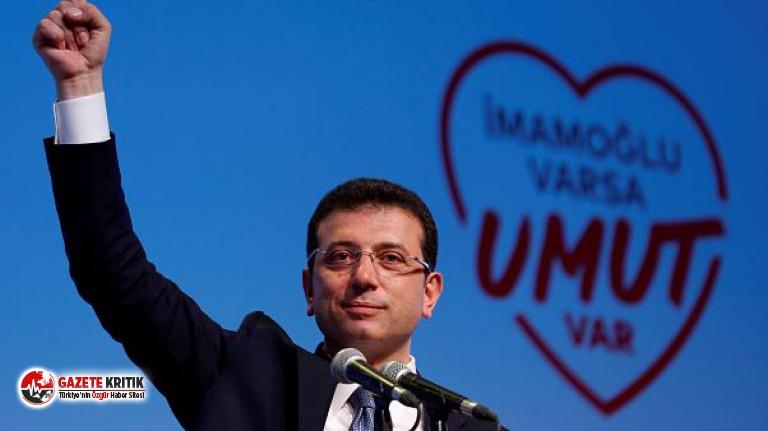 İmamoğlu: Toplu ulaşım ve İspark sağlık çalışanlarına 3 ay daha ücretsiz!