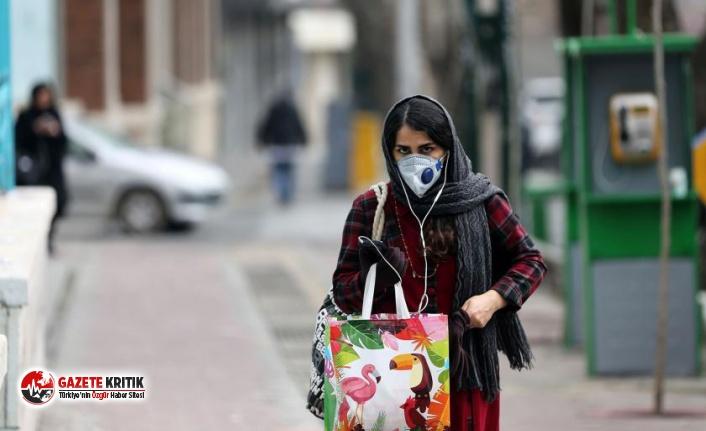 İran'da koronavirüsten ölenlerin sayısı 6 bin...
