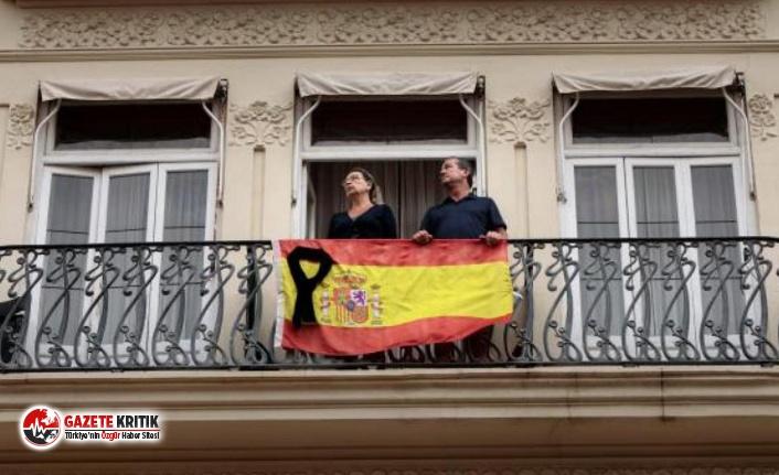İspanya koronavirüs nedeniyle hayatını kaybedenler...