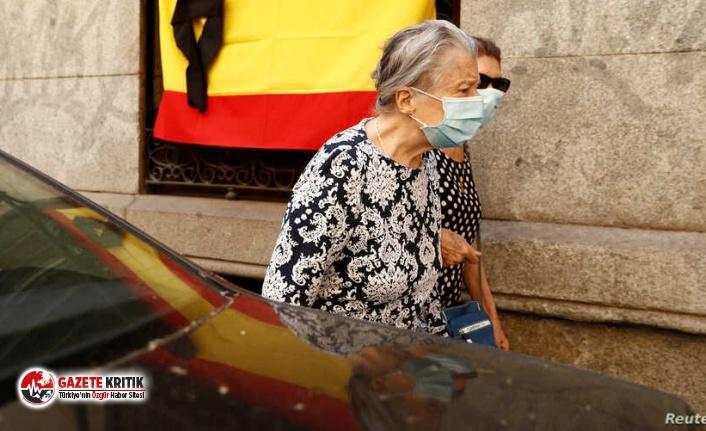 İspanya koronavirüs raporu: Son 24 saate 1 kişi...