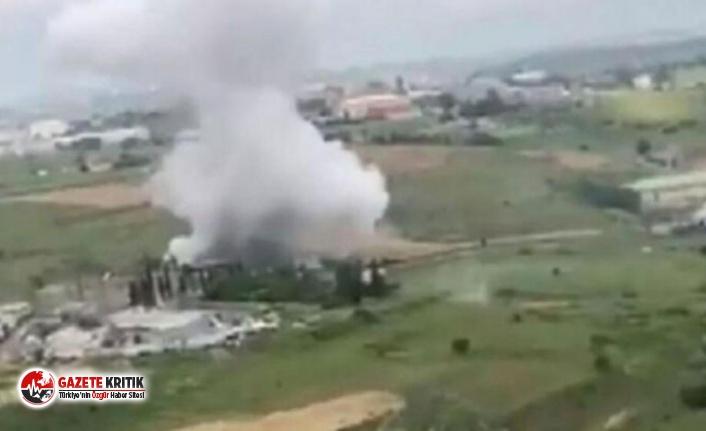 İstanbul'da fabrikada patlama: 2 kişi yaşamını...