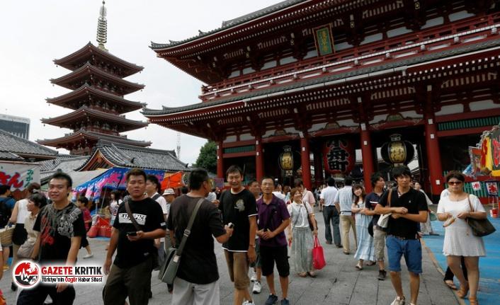 Japon Hükümetinden tatile çıkacak her vatandaşına...