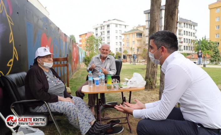 Kartal Belediyesi'nden 65 Yaş Üstü Vatandaşlara...