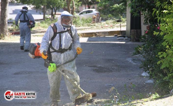 Kartal Belediyesi'nden Yaz Temizliği Seferberliği