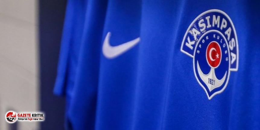 Kasımpaşa'da 2 futbolcunun korona virüs testi pozitif çıktı
