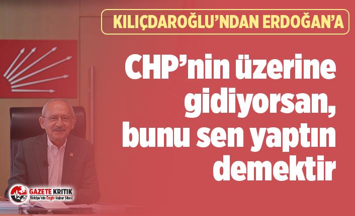 Kılıçdaroğlu'ndan Erdoğan'a 'Çav Bella' yanıtı