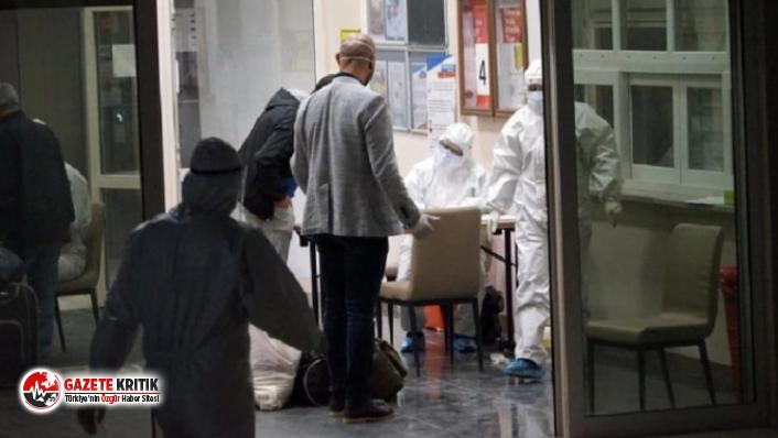 Maden ocağında 8 kişi koronavirüse yakalandı:...