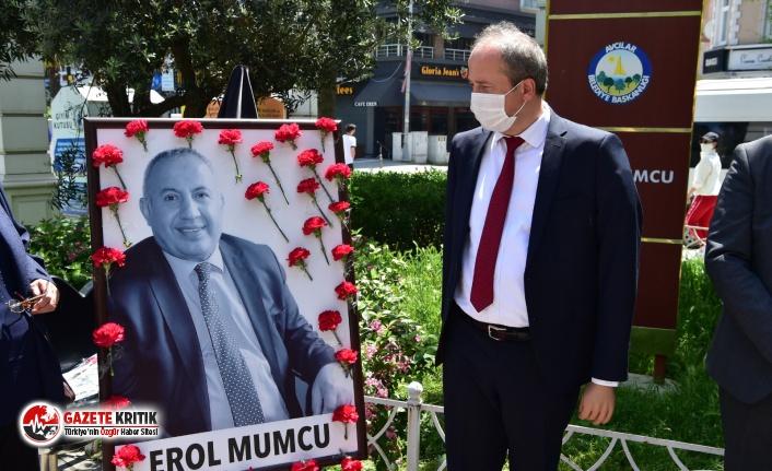 Merhum Meclis Üyesi Erol Mumcu, ölümünün 4. yılında...
