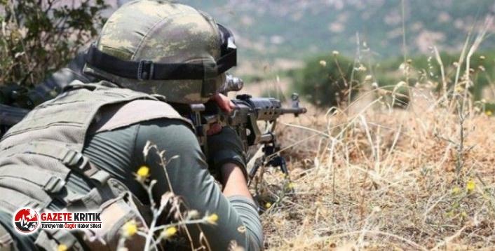 MSB: Irak'ın kuzeyinde 4 PKK'lı terörist etkisiz...