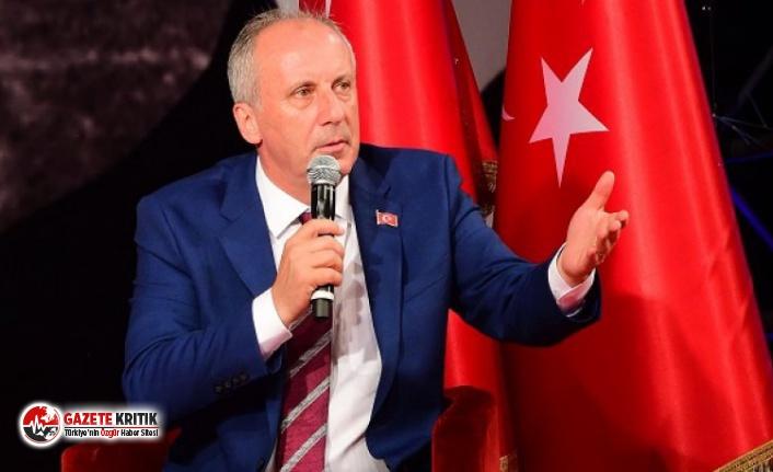 Muharrem İnce'den Banu Özdemir tepkisi: Yargı...