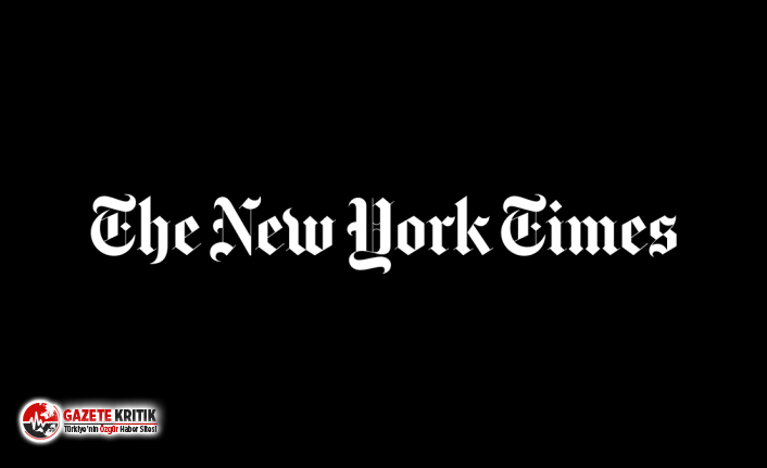 New York Times binlerce ismi manşetine taşıdı!