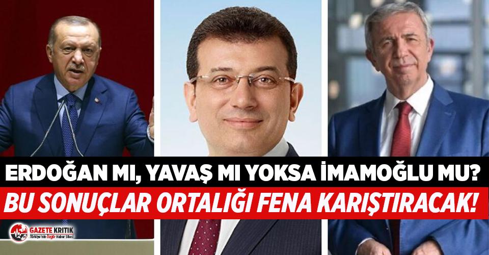 Optimar'ın son seçim anketi: Erdoğan mı,...