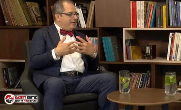 Prof. Dr. Çilingiroğlu A Haber'de Atatürk'e saygısızlık yapanlara isyan etti! Terbiyesizler...