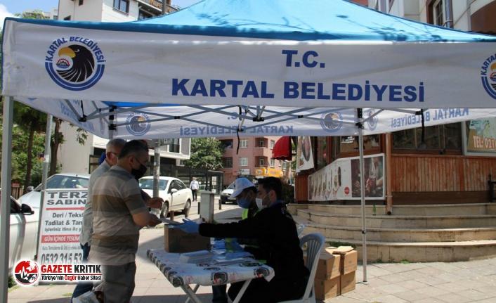 Salgın Sonrası Kılınan İlk Cuma Namazında Vatandaşlara...