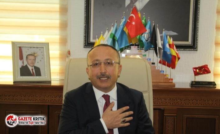 Siirt'e kayyım olarak atanan Vali Ali Fuat Atik...