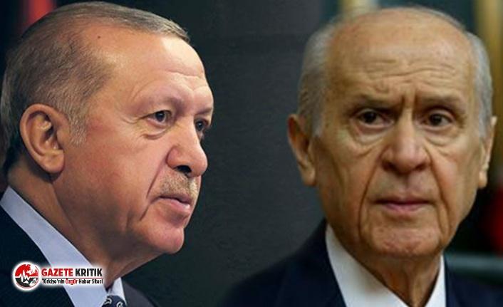 Son seçim anketinde Erdoğan ve Bahçeli'ye...