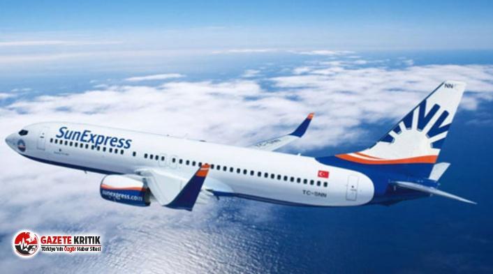 SunExpress iç hat uçuşlarına 4 Haziran'da başlayacak