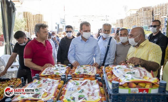 'TARIM ARAZİLERİ SULANIYOR, TOPRAKLAR BEREKETLENİYOR'