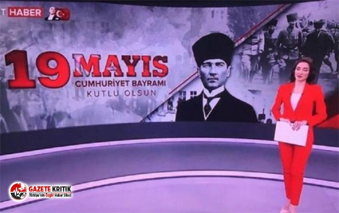 TRT'den '19 Mayıs Cumhuriyet Bayramı'...