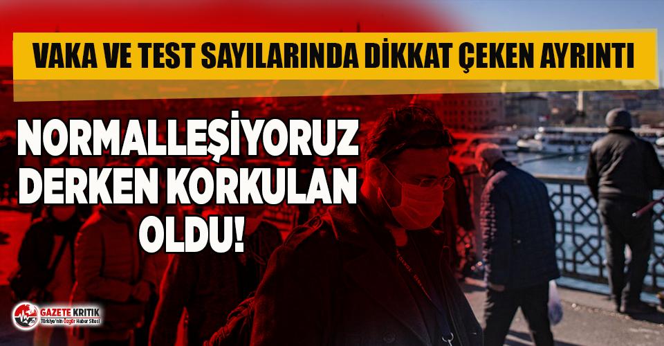 Türkiye'deki normalleşme adımlarında korkutan...