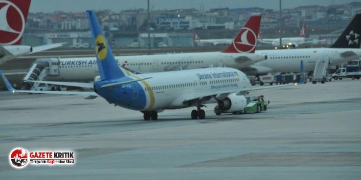 Türkiye Ukrayna uçak seferlerinin ne zaman başlayacağı...