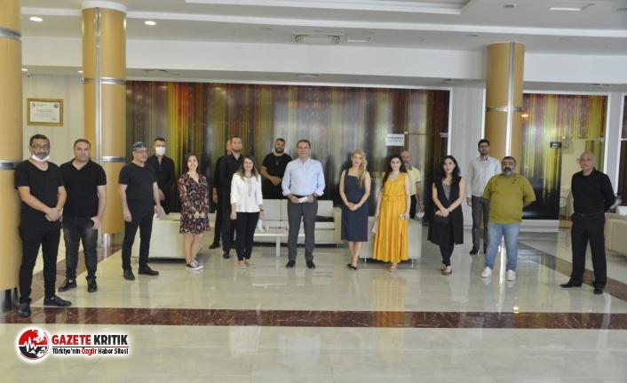 Yenişehir Belediyesi Mozaik Orkestrası'ndan bayram...